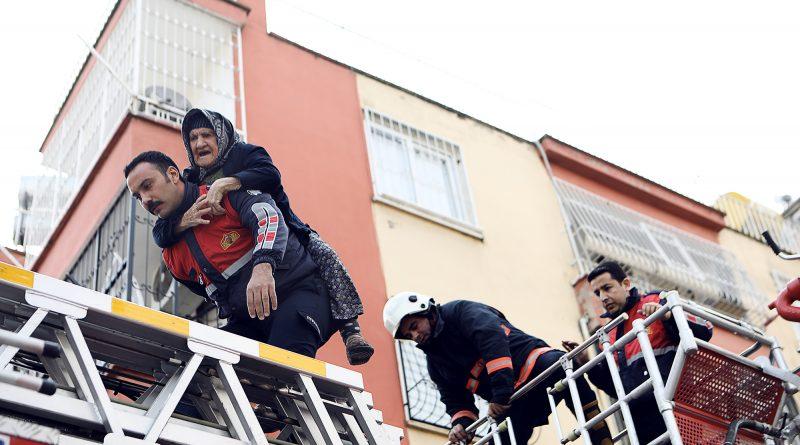 """KORKUSUZ KAHRAMANLAR """"7/24 HER KOŞULDA"""" DEDİ /Halil İbrahim DİNÇEL"""
