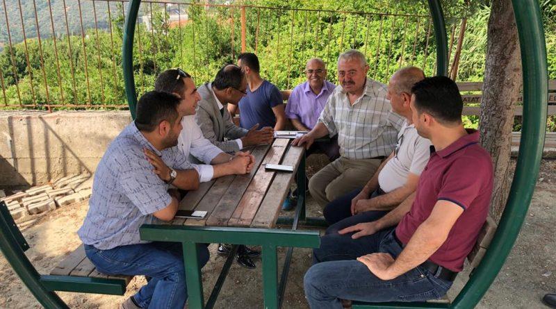 BAŞKAN GÜZEL MAHALLE GEZİLERİNE DEVAM EDİYOR /Ebru BEKEN DİNÇEL