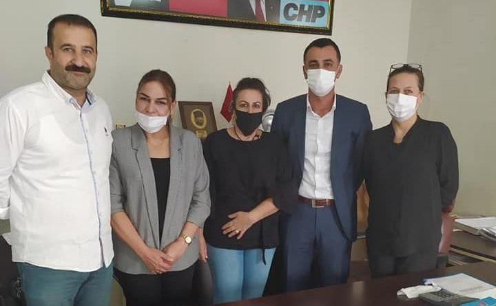 Bülent Ecevit, Mardin'de CHP'nin başına geçti